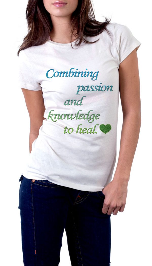 Combining passion and knowledge to heal white