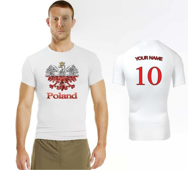 Project Poland emblem with name
