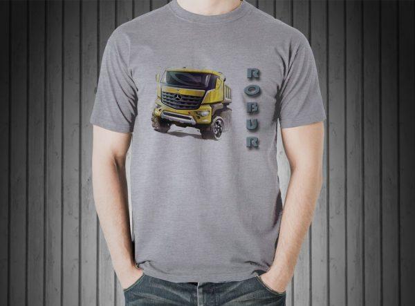 Truck-grey