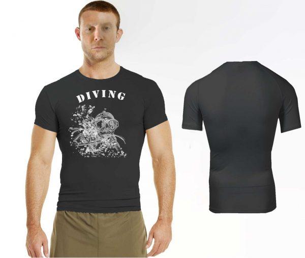 Diving-black