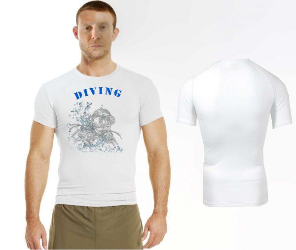 Diving-white